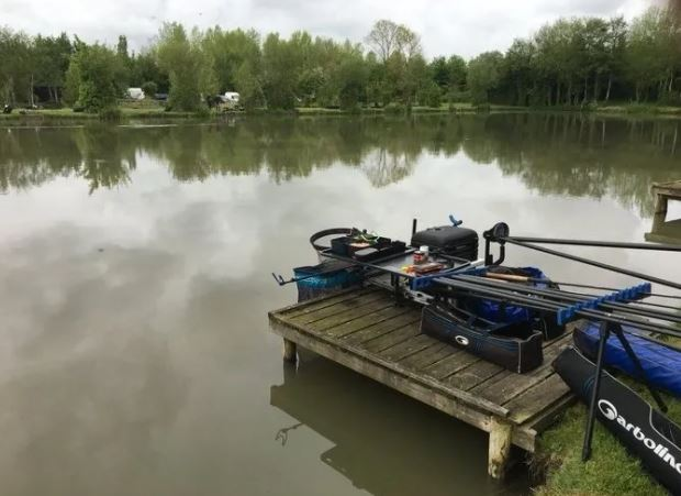 Section win, Trinity Waters, Woodland pool,58lb