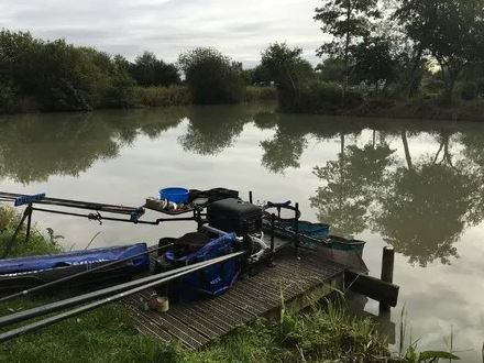 2nd placed on the Moors pool, Avalon Fisheries,78lb