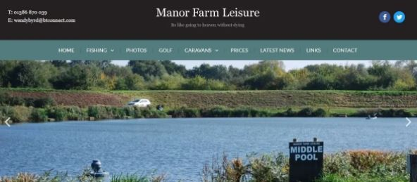 3rd Overall at Manor FarmLeisure