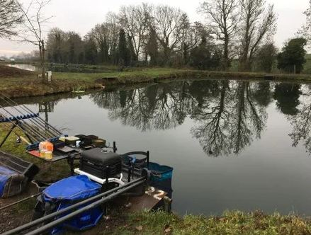 2nd placed on the Willow pool at LowerBroadheath