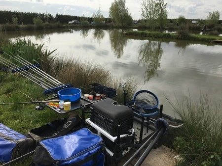 Brookfield's AC match win at Lower ParkFishery