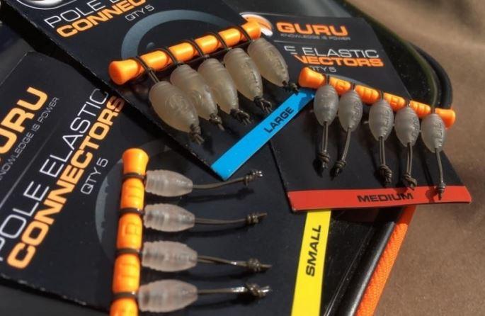 Guru Dacron connectors