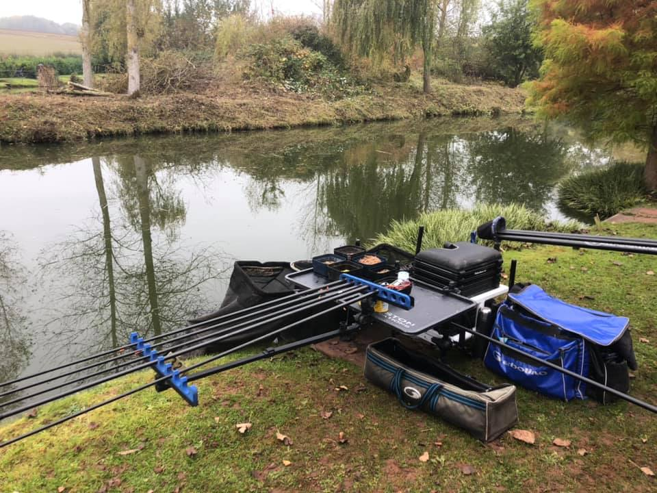 3rd placed, Solhampton Sunday Open, Kingfisher pool, 69lb0oz
