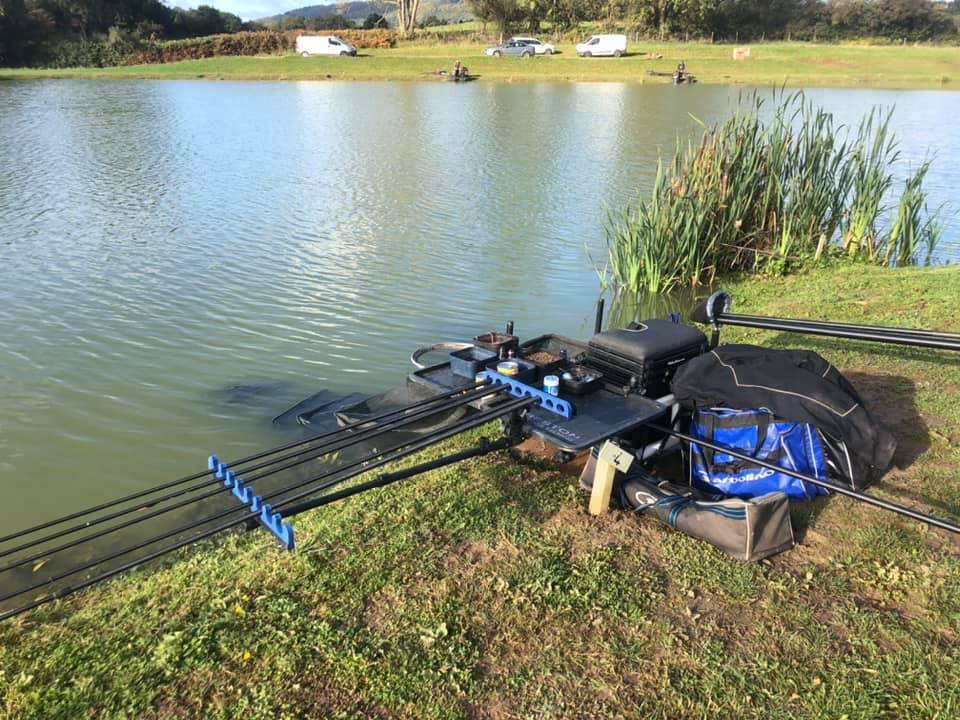 4th placed with 80lb, Solhampton SundayOpen