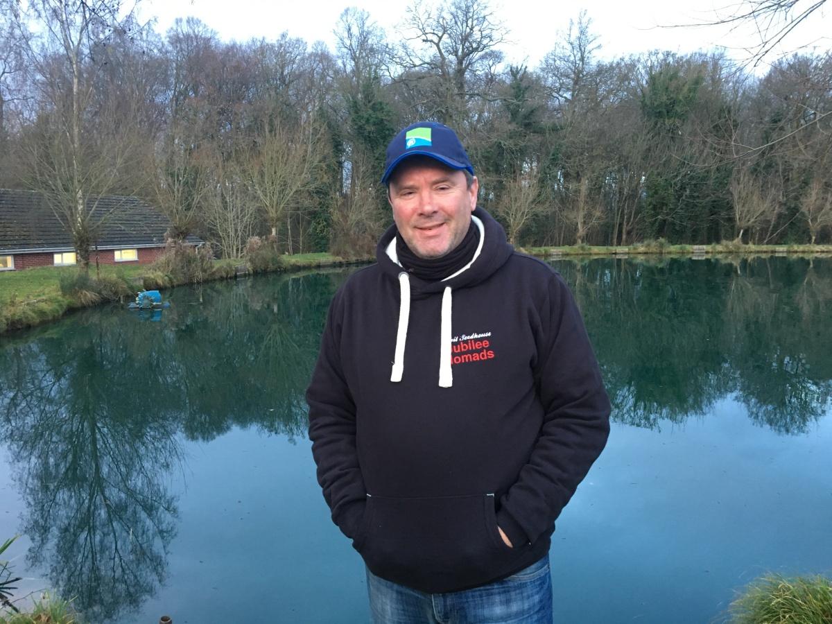 Phil Seedhouse wins Hillviews Sunday Open with 141lb0oz