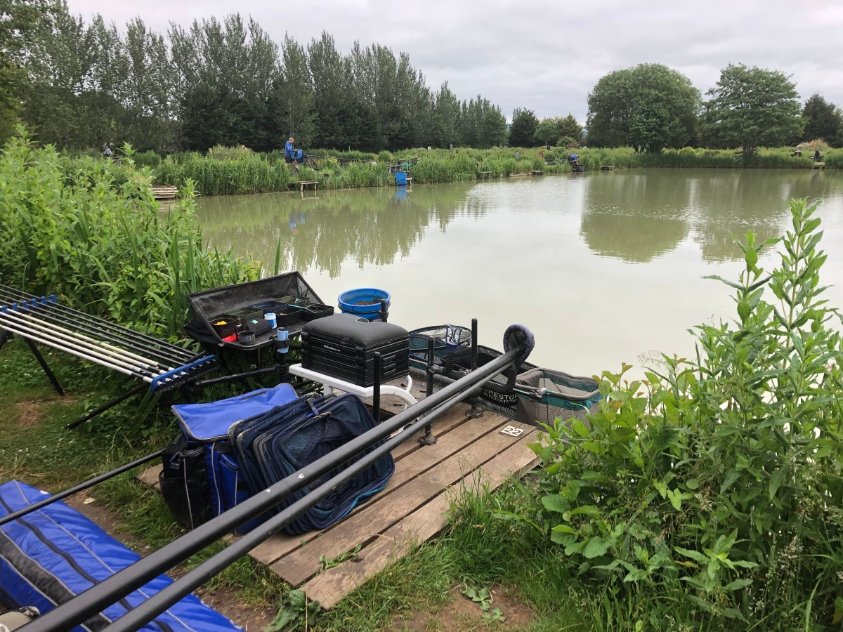 Hillview Saturday Open – an enjoyable day catching shallow, but I neglected a good margin, weighing in80lb