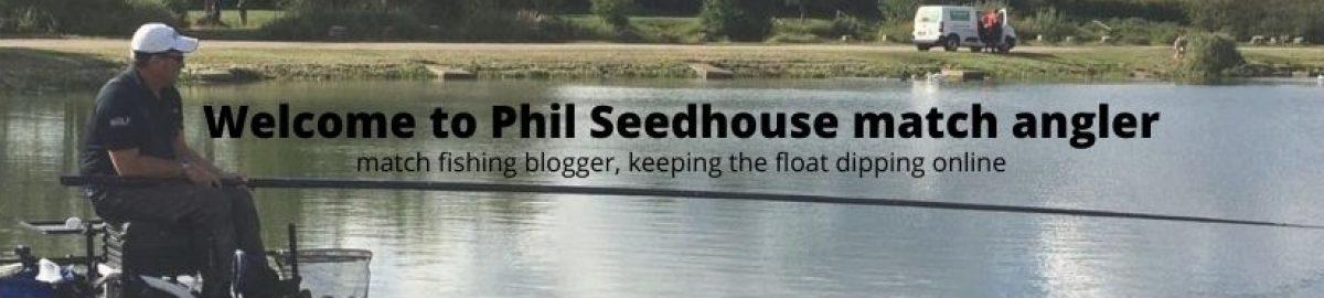 Phil Seedhouse match angler