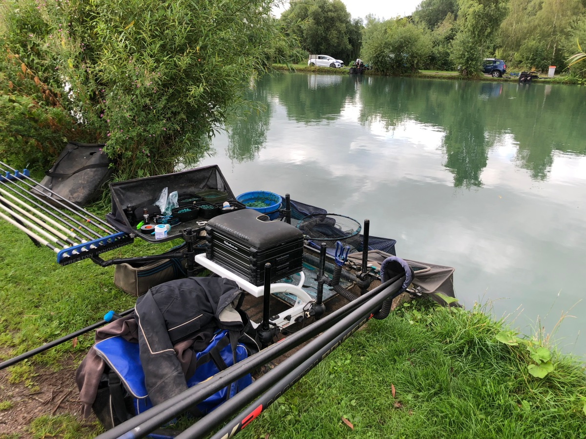 Match fishing – an obsessional passtime?